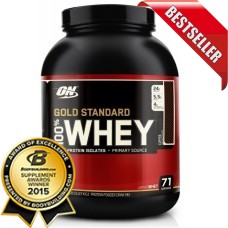 ON - Whey Gold Standard  100%  (2,3kg)